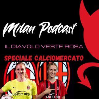 Speciale Calciomercato Milan Women (con Miriam Suppa)