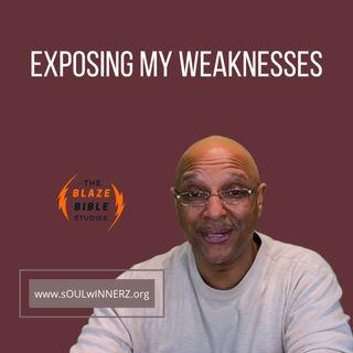 Exposing my Weaknesses -DJ SAMROCK