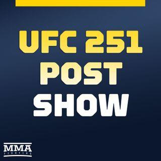 UFC 251 Post-Fight Show