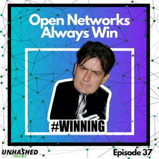 Open Networks Always Win