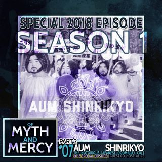 Aum Shinrikyo – Doomsday Cult (Part 2) (Original Release: 1-2-2018)