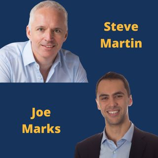 Steve Martin & Joe Marks on Messengers