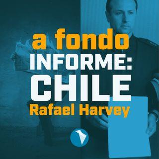 Rafael Harvey A Fondo: La cultura militar de corrupción y la ausencia civil en Chile. Entrevista.