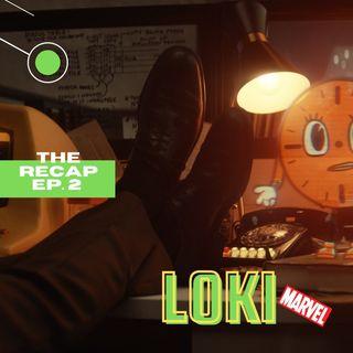 Loki (Episode 2 | The Variant) - THE RECAP