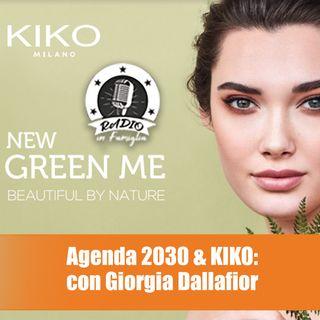Agenda 2030 e KIKO: Cosmesi ecosostenibile