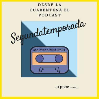 Capitulo 2 ¨Loked¨- (Radio Reportaje) Desde La Cuarentena EL Podcast.