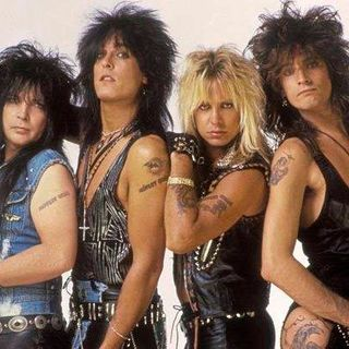 Firsts: First show First Love: Motley Crue: The Dirt Review