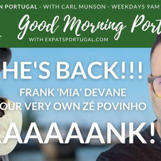 Opening an Airbnb in Portugal - Frank found in the Algarve - Good Morning Portugal!