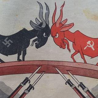 Il Comunismo e il Nazismo, unici responsabili della 2° Guerra Mondiale? Un'Opinione- Le Storie di Ieri