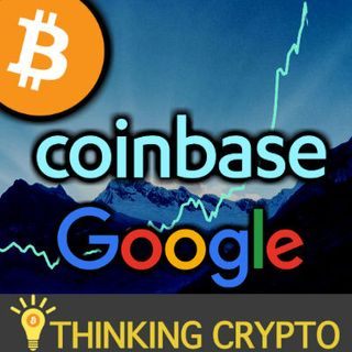 The CRYPTO ASSET CLASS IS RISING - Coinbase Google - Swiss Bank Julius Baer Crypto - Bitcoin ETH XRP