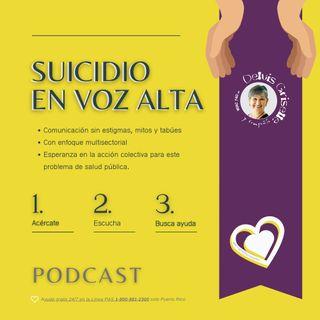 Suicidio en voz alta