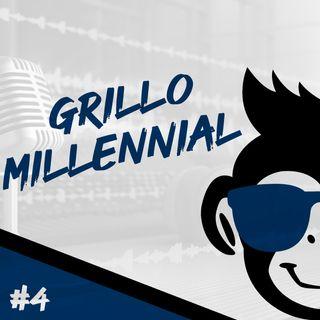 Episodio 4 - Grillo Millennial