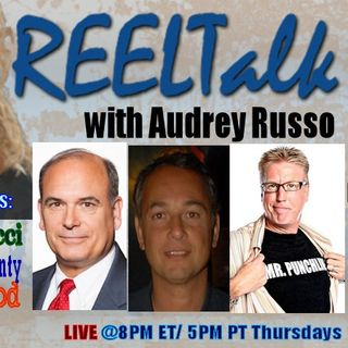 REELTalk: Steven Bucci, Comedian Scott Wood and from Paris, Philippe Karsenty