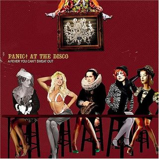 Tunes Tuesday: Panic! at the Disco - A Fever You Can't Sweat Out