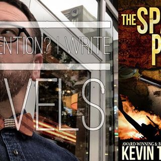 Encounter With A Wordslinger! Author/Podcaster Kevin Tumlinson on the Hangin With Web Show