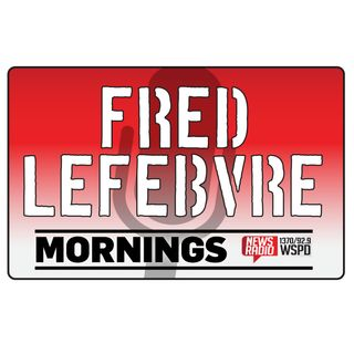 Fred LeFebvre and the Morning News