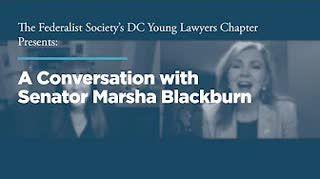 A Conversation with Senator Marsha Blackburn