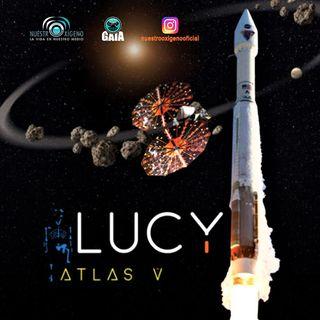 NUESTRO OXÍGENO Camino a la  misión Lucy - German Puerta - Dra Adriana Ocampo