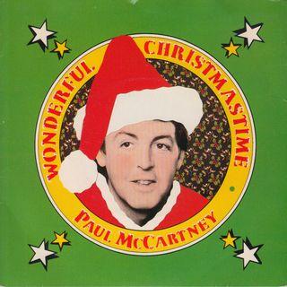 Canzoni natalizie: Parliamo di PAUL McCARTNEY & WINGS e della loro hit WONDERFUL CHRISTMASTIME