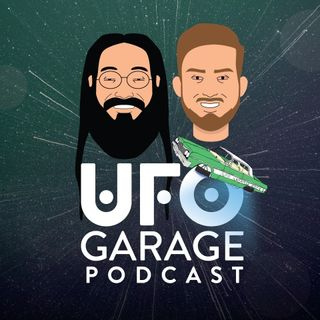 UFO Garage Episode 12 - Pascagoula, Lunchables and the Cabal