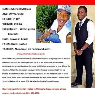 Missing Michael McClain