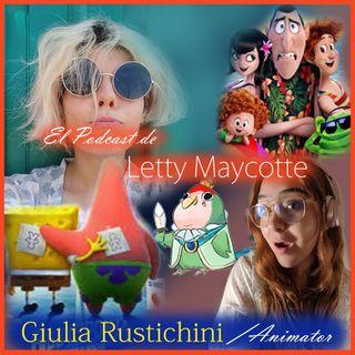 T2 EP01 - Giulia Rustichini 3D Animator