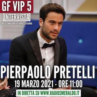 Pierpaolo Pretelli | Intervista