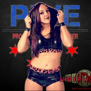 """ The Lost Girl"" Samantha Heights Pro Wrestling Enforcer Podcast Interview"