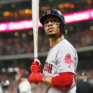 Could Mookie Betts Move To Second Base For Red Sox?