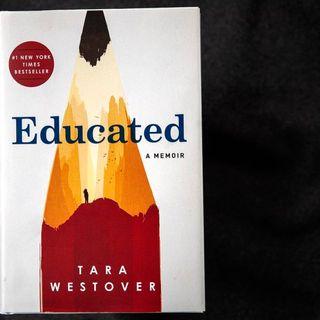 Book - Educated (Tara Westover)