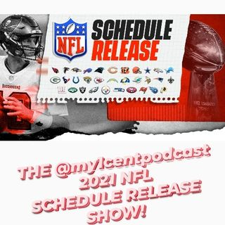 NFL SCHEDULE RELEASE SHOW ......and more on episode #74 with @JWalK_Live and @BRANDONSVIEW_