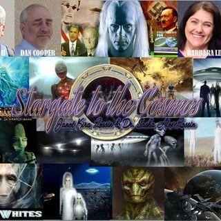 John Titor II, Dan Cooper, Barbara Jean Lindsey, Janet Kira Lessin~Secret Space
