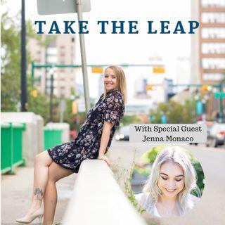 Episode #13 - Jenna Monaco Takes The Leap