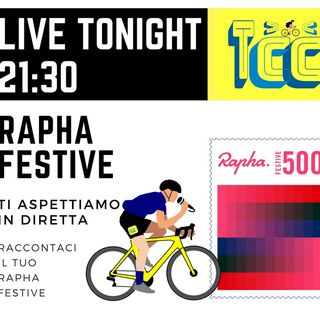 TCC Special - The Cycling Corner - Rapha Festive 500