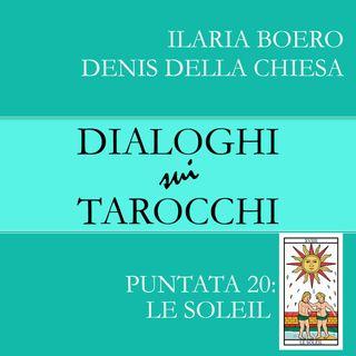 20.Dialoghi sul Sole: la ventesima carta dei Tarocchi di Marsiglia