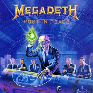 TRS Megadeth Rust In Peace 29th May 2020