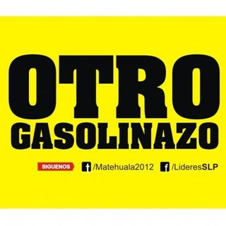 Gasolinazo!