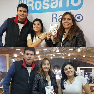 AsoRosario hizo radio en #Filbo 2018 con todas sus novedades
