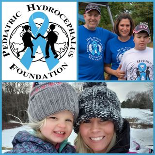 Hydrocephalus Survivors - Meet 15-year old Cole Illions and four-year old Clara Shanks 2-25-2021