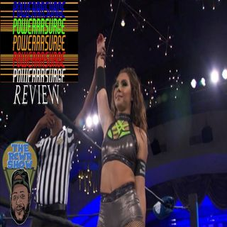 Bring Melina's Head to Kamille! NWA Powerrr Surge Post Show | The RCWR Show 9/23/21