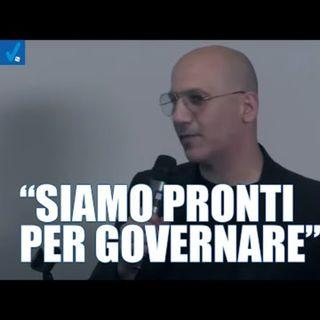 """Francesco Toscano: """"Ancora Italia renderà giustizia al popolo per i soprusi subiti"""""""