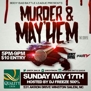 #BBBL Murder & Mayhem CARD PREDICTIONS