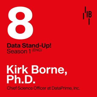 Kirk Borne Ph.D + Jesus Templado // Bedrock @ LAPIPA_Studios