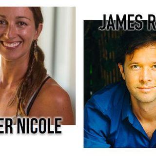 Kundalini Yoga, Cannabidiol, Psilocybin Mushrooms & More With Dr. Somer Nicole & James Radina.