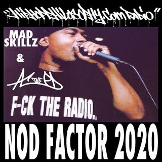 Mad Skillz and A.C. The P.D. - Nod Factor 2020
