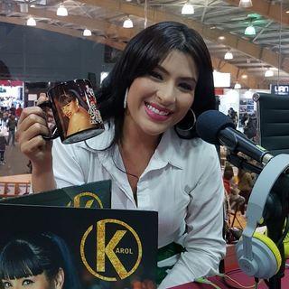 La dama y Señora del despecho, Karol Torres en Filbo 2018
