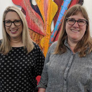 Kate Kolich + Mary-Ellen Gordon: WiDS 2019 (9th March, Wellington)