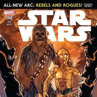 Comics With Kenobi #127 -- Gold Dust Woman