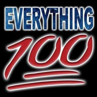 Episode 13 - Everything A 100 Podcast