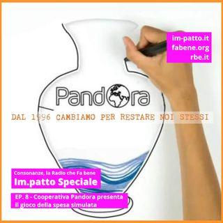 Im.patto Speciale - Ep. 8 - Cooperativa Pandora e il gioco della Spesa Simulata